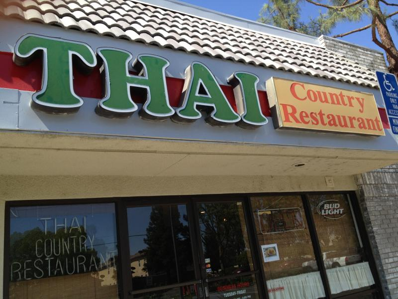 Thai Country Restaurant